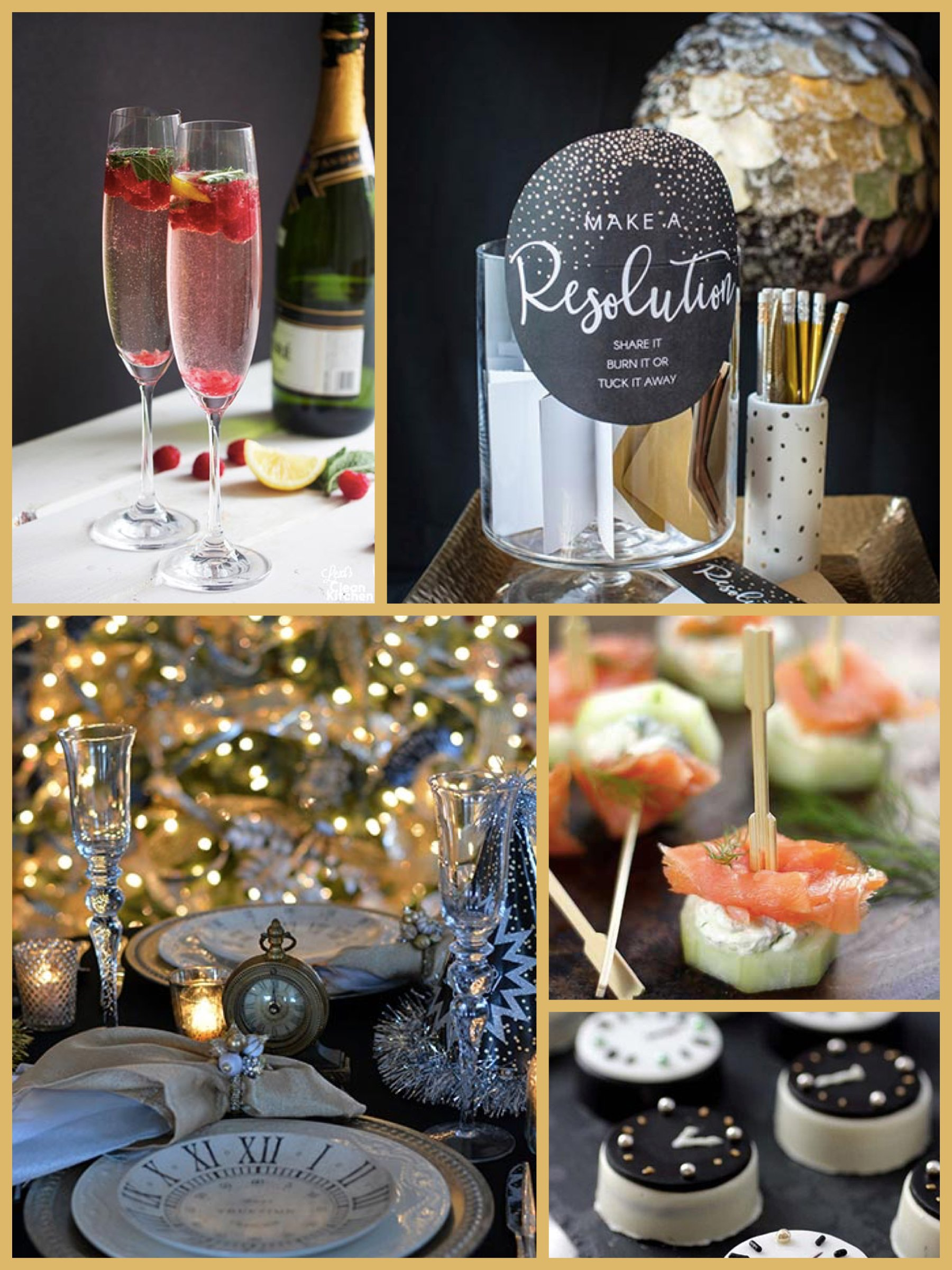 75 New Years Eve Party Ideas