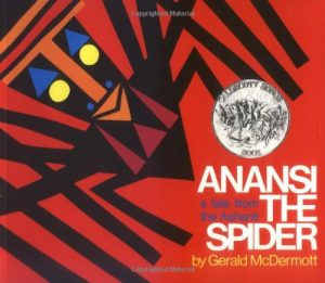 Anansi the Spider - A Tale from the Ashanti by Gerald McDermott