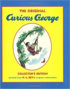 Curious George, by H. A. Rey