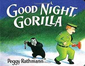 Good Night Gorilla by Peggy Rathmann