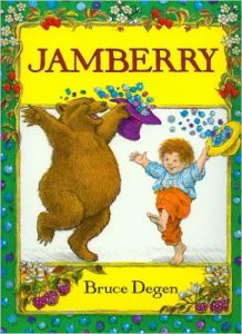 Jamberry, by Bruce Degen