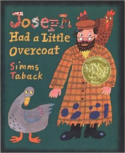 Joseph Had a Little Overcoat, by Simms Taback