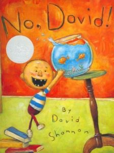 No, David by David Shannon
