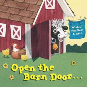 Open the Barn Door, by Christopher Santoro
