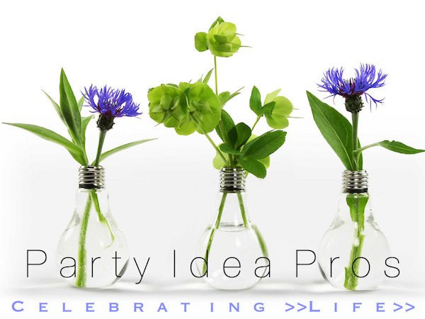 Party Idea Pros Celebrating Life