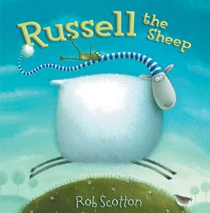 Russell the Sheep, by Rob Scotton