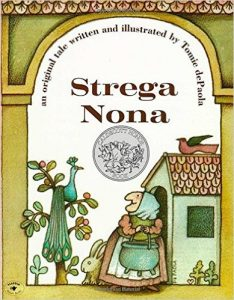 Strega Nona, by Tomie dePaola