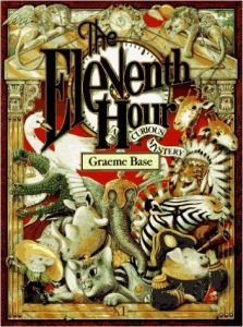 The Eleventh Hour, by Graeme Base