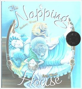 The Napping House, by Audrey Wood