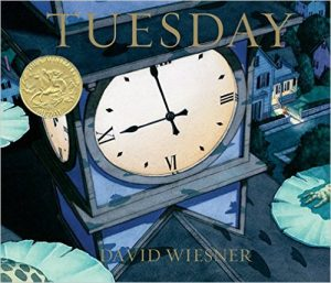 Tuesday, by David Wiesner