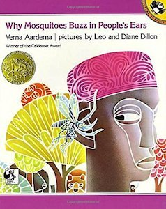 Why Mosquitoes Buzz in People's Ears- A West African Tale