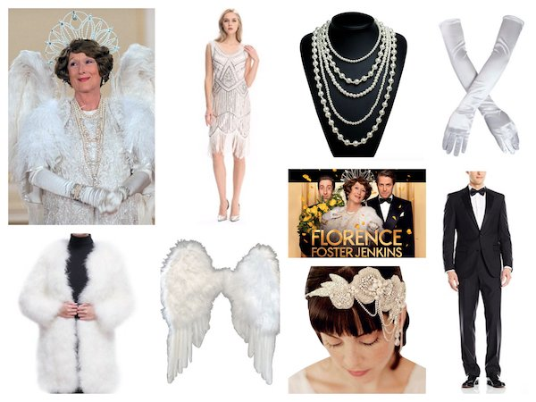 Florence Foster Jenkins Costume Inspiration