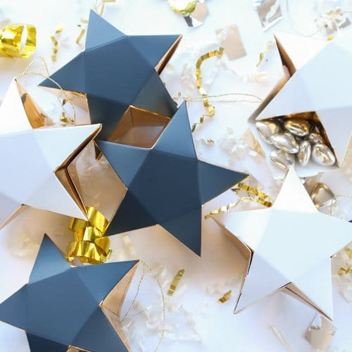Hanging Star Gift Boxes