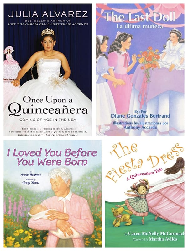 Quinceanera Books