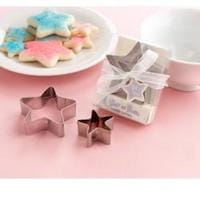 Star Shaped Cookie Cutters
