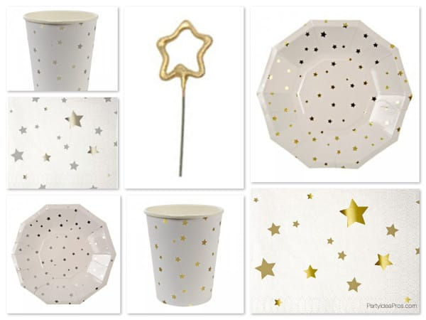 Toot Sweet Stars Party Supplies