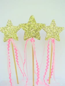 Twinkle Little Star Wands