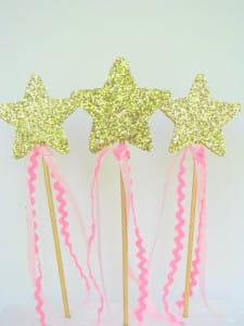 Twinkle Little Star Wands
