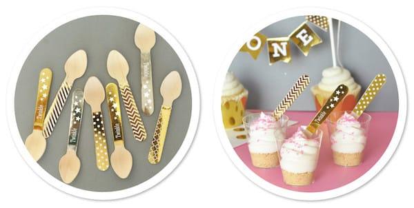 Twinkle Twinkle Little Party Spoons