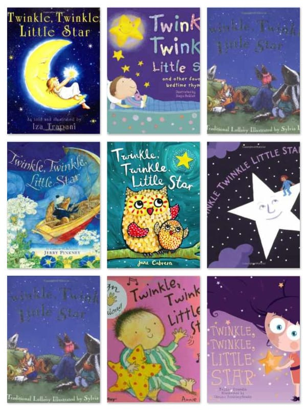 Twinkle Twinkle Little Star Books