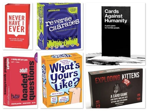 Valentines Day Games for Grown Ups