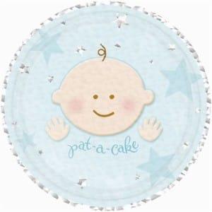 Blue a star is born prismatic plates
