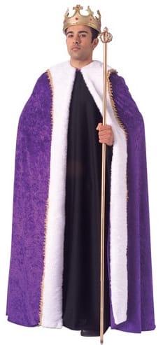 purple kings robe