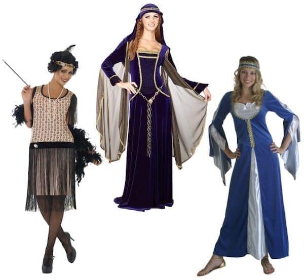 Women's Purim Costume Ideas