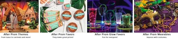 After Prom Ideas