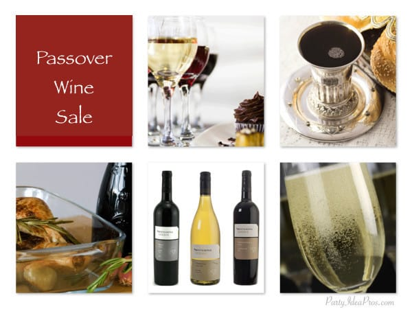 Kosher for Passover WIne Sale