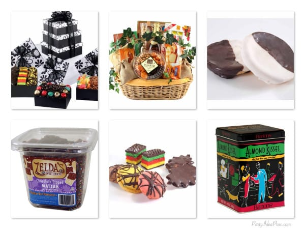 Kosher for Pesach Chocolates, Candy, & Food Gift Baskets