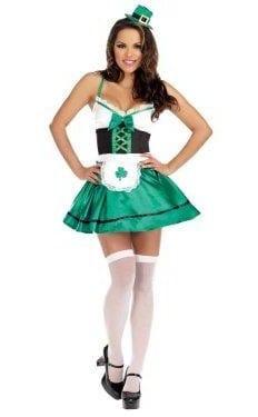 Lucky You Leprechaun Outfit