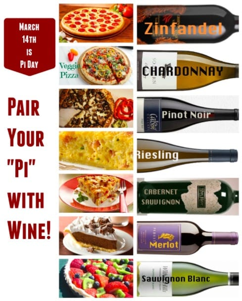 Pair Your Pi with Wine
