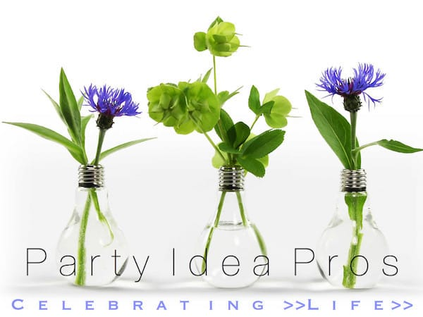 Party Idea Pros Celebrating Life