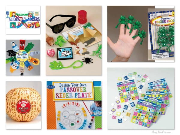 Passover Games, Toys, Novelties & Activities