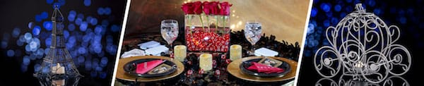 Prom Tableware and Accessories