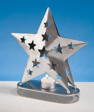Shimmering Star Centerpiece
