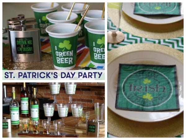 St Paticks Day Party Supplies