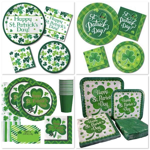 St Patricks Day Party Supplies