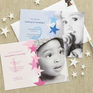 Star invitations