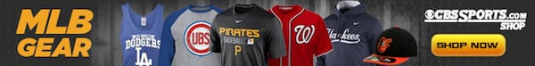 CBS Sports MLB Gear