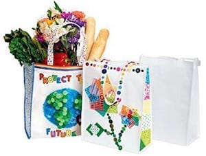 Decorate Your Own Shopping Tote