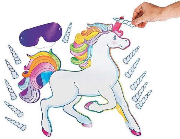 Pin the Horn on Unicorn