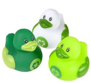 Recycle Rubber Duckies