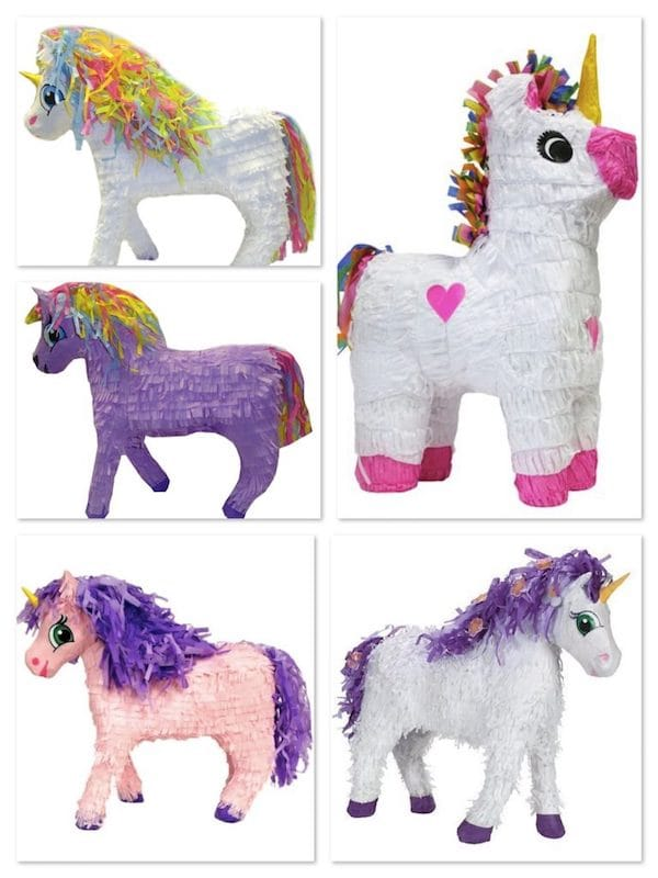 Unicorn Pinatas