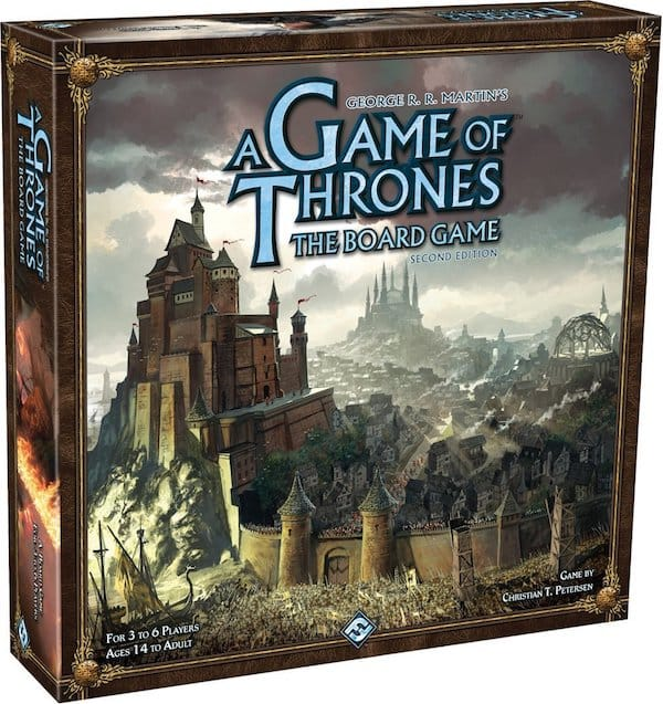 A Game of Thrones- The Board Game