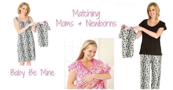 Moms & Newborns Pajamas