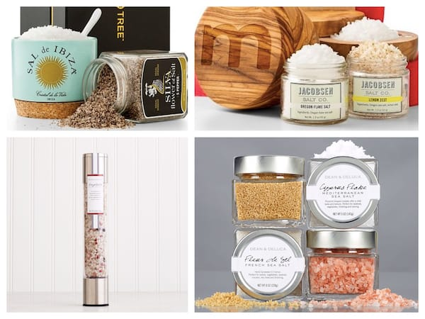 Gourmet Salts Housewarming Gifts, Housewarming Party Gifts with Special Meaning