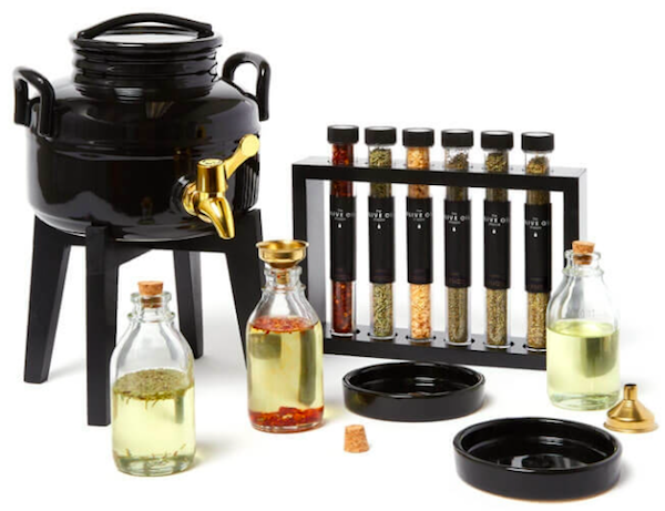 Olive Oil Lovers Gift Set