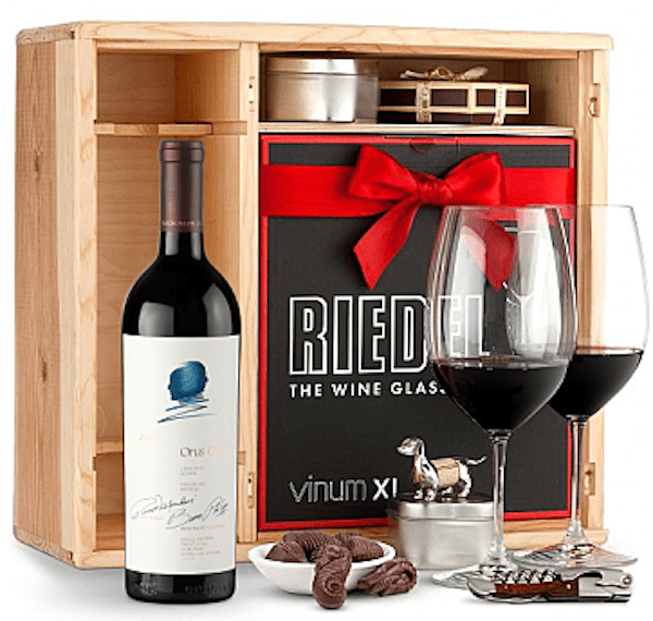 Opus One 2011 Private Cellar Gift Set